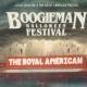 BOOGIEMAN Halloween Festival @ The Royal American Parking Lot