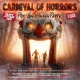 Carnival Of Horrors Halloween Party: Free Hennessy Drinks