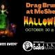 Halloween Drag Brunch at Mcshea's