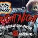 Fright Night Halloween Art Show