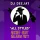 DJ Deejay Silk City Halloween Costume Party