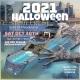2021 Halloween Midnight Costume Dinner Cruise Spirit of Philadelphia