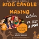 Kids Candle Making - Halloween Edition