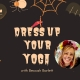 Dress Up Your Yoga for Halloween