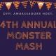 4th Annual Halloween Monster Mash