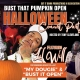 'BUST THAT PUMPKIN OPEN' Halloween Party with LiL Will
