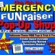 Mesa Non-profit fundraiser POP-UP shop Halloween Weekend