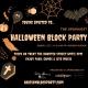 Halloween Block Party on Addison Avenue, Palo Alto