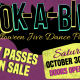 SPOOK-A-BILLY Halloween Jive Dance Party
