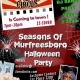 Seasons of Murfreesboro Spooktacular Halloween Party