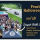 The Fearless Halloween Party