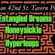 Entangled Dreams at Reggie's on 42nd St Halloween show with special guests