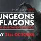 Dungeons & Flagons - 5E Halloween One Shot