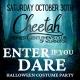 Cheetah of Wilmington Halloween Party!