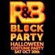 R&B Halloween Block Party