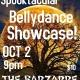 Spooktacular Belly Dance Showcase