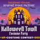 Seaport Fudge Factory Halloween Town Costume Party.