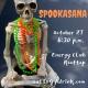 SPOOKASANA: Halloween Themed Yoga