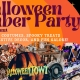 Halloween Slumber Party