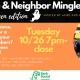 Bark Social Single & Neighbor Mingle Night-- Halloween Edition!