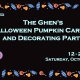 Halloween Pumpkin Carving and Decorating