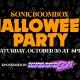 Sonicboombox DC Halloween Party