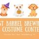 Halloween Dog Costume Contest + Halloween Party!