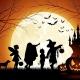 Pour & Paint Halloween
