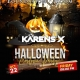 Halloween Costume Party with Karens X! Party Rock from the 70's to now!