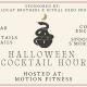Halloween Cocktail Hour