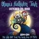 Ohana's Halloween Town Event
