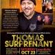 Halloween MAKEUP Demo With THOMAS Surprenant