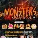 Halloween Monster Ball at Rudy's LA with DJ's & Costume Contest