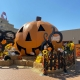 Citadel Outlets' Big Jack Photo Opps and Halloween Spooktacular