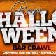 Halloween Boo'zin Bar Crawl - Buffalo