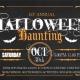 1st Annual Halloween Spooktacular