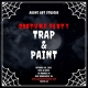 Halloween Trap n Paint Costume Party