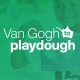 Van Gogh to Playdough: Art for Pre-K Children at the MOA - Halloween!