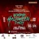 Afropop Halloween Party