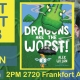 Alex Willan presents Dragons Are the Worst!