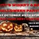 Bullitt's Winery & Bistro: Halloween Costume Party!