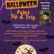 Halloween Paint, Sip & Trip Party
