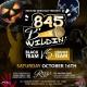 845 Be Wildin (Halloween Edition)