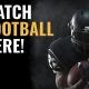 Catch College & Pro Games Saturdays & Sundays in the Rock Bar!