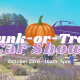 Fall Family Car-Show and Trunk or Treat Event