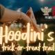 Hoodini's Trick-or-Treat Trail