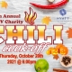 8th Annual SCV Charity Chili Cook-Off