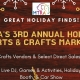 The 3rd Annual MTRA Holiday Arts & Crafts Market