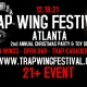 Trap Wing Festival Atlanta 2nd Annual Christmas Party & Toy Drive