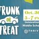 Thrive Church Trunk or Treat